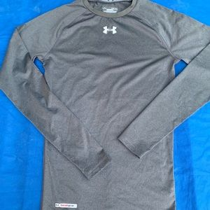 Under Armour long sleeve compression shirt